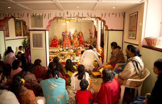 Tempio Doorga Maa Mandir  -16 marzo 2014  CATANIA (10)