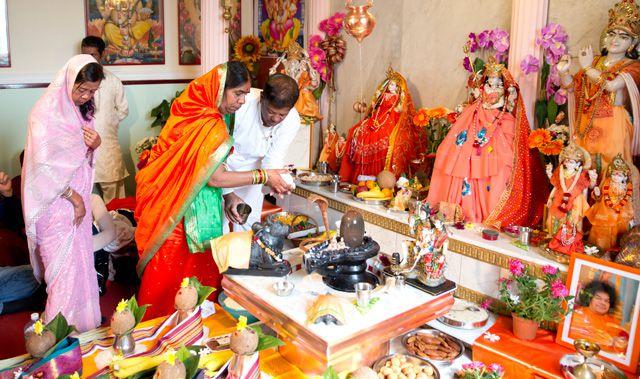 Tempio Doorga Maa Mandir  -16 marzo 2014  CATANIA (13)