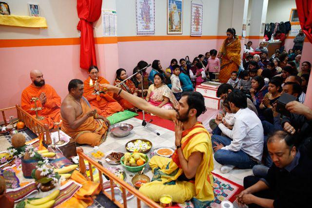 Tempio Krishna Radha - 17 marzo 2014  ROMA (16)