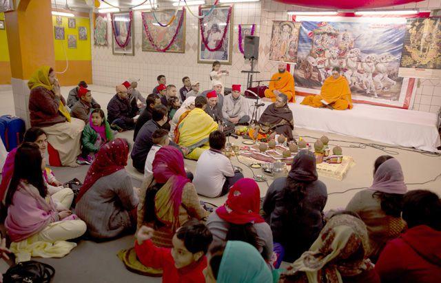 Tempio Sanatan Dharma Mandir - 22 marzo 2014- Arzignano (VI) (10)