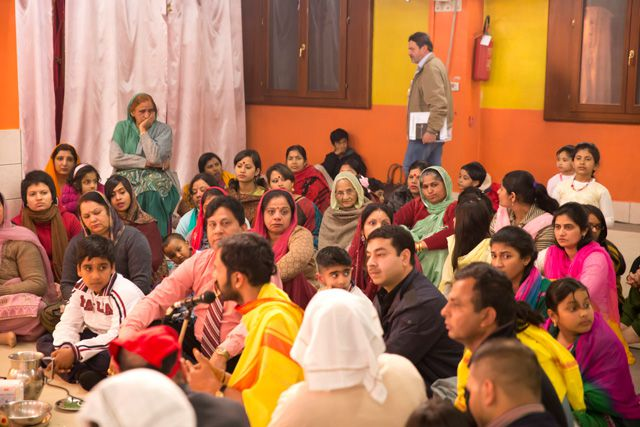 Tempio Sanatan Dharma Mandir - 22 marzo 2014- Arzignano (VI) (14)