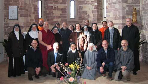 dialogo interreligioso monaci