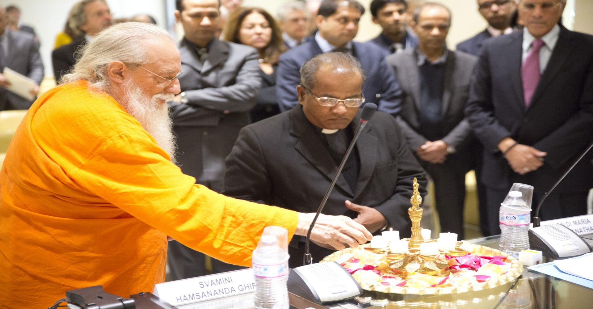 Padre Santiago, Pontificio Consiglio per il Dialogo Interreligioso