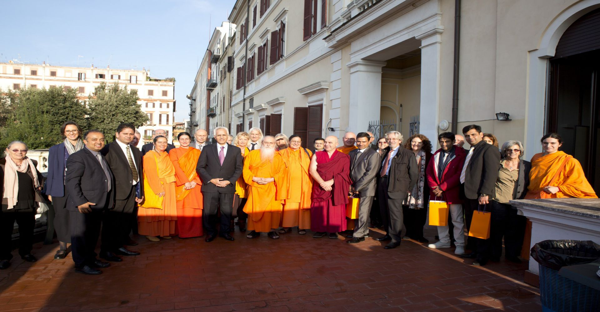 Dipavali all'Ambasciata dell'India a Roma