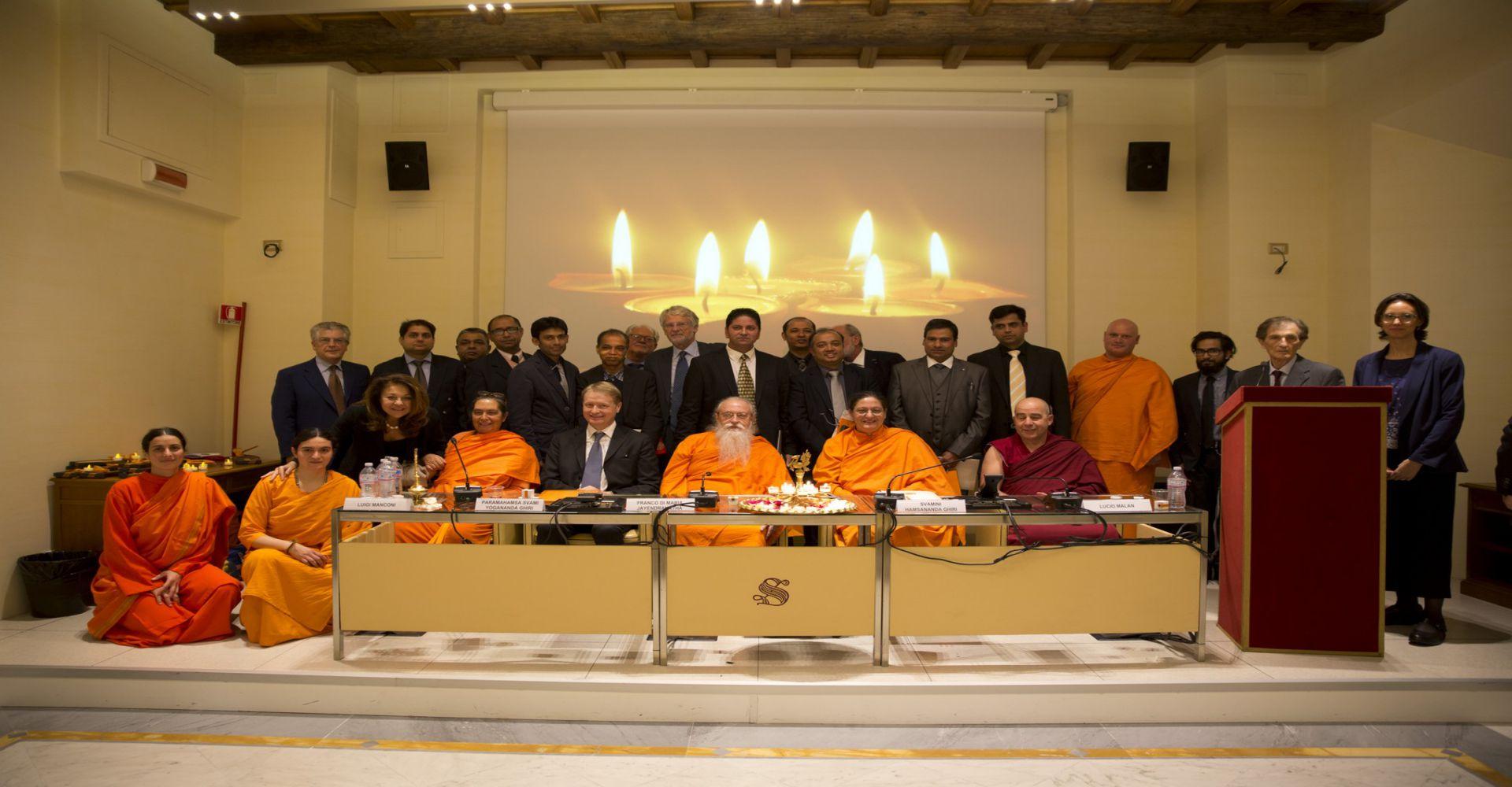 Dipavali all'Ambasciata dell'India a Roma