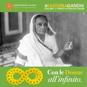 Kasturba Gandhi – con le Donne all'infinito