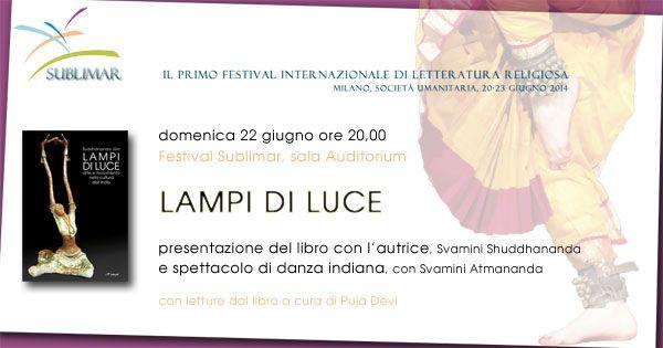 festival letteratura religiosa sublimar