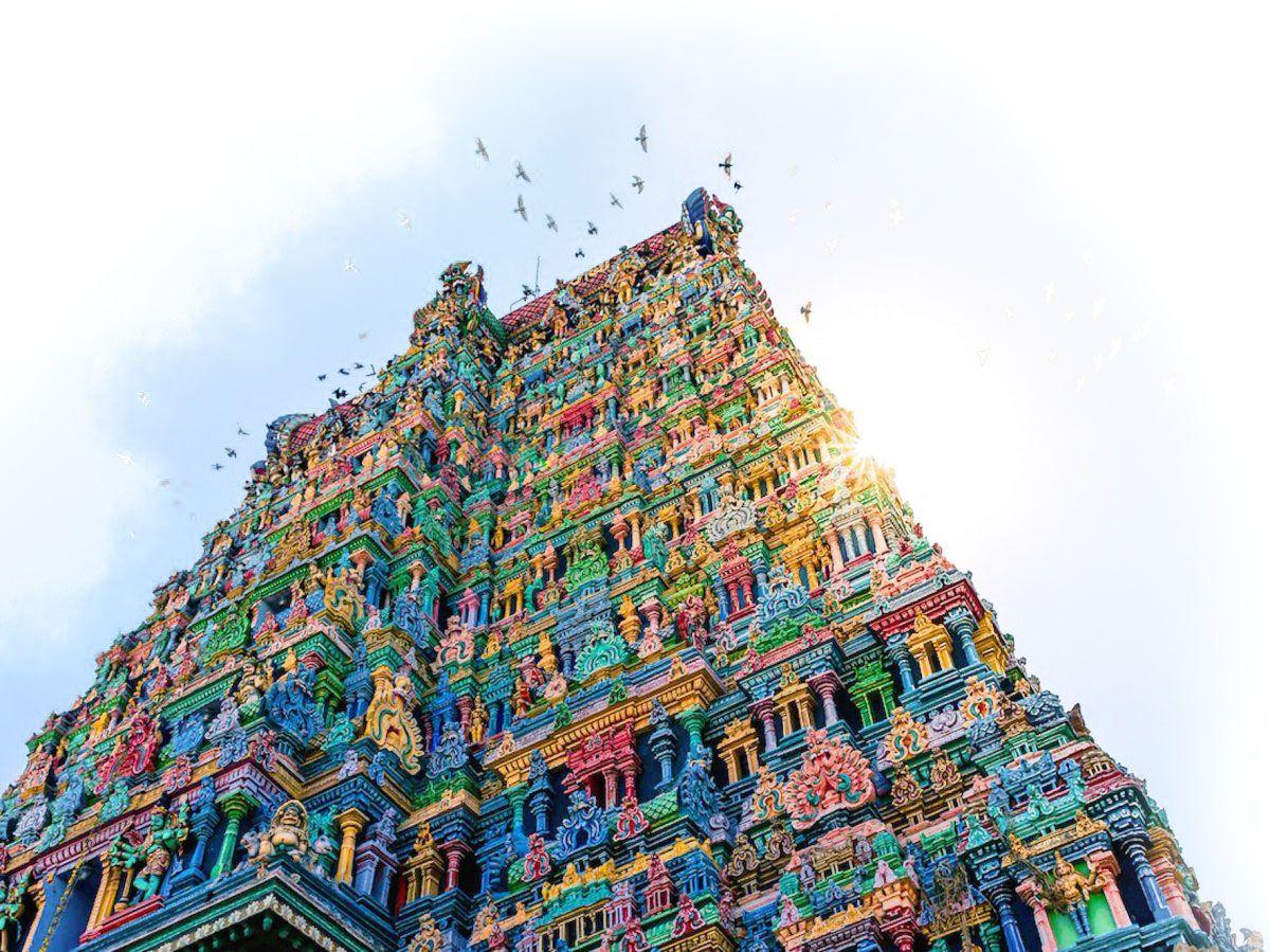 Il tempio induista