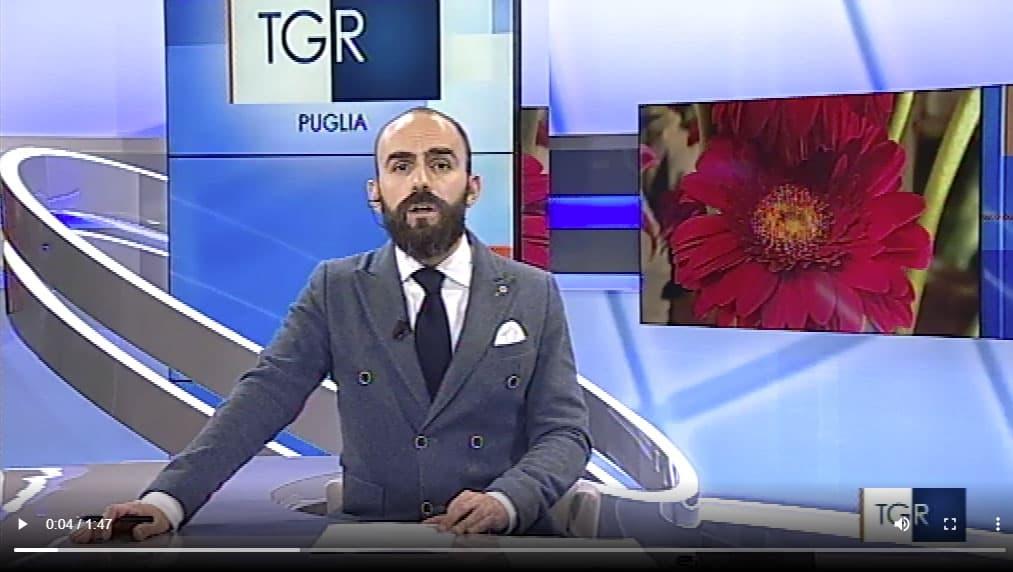 Fiore SOSpeso - TGR Puglia